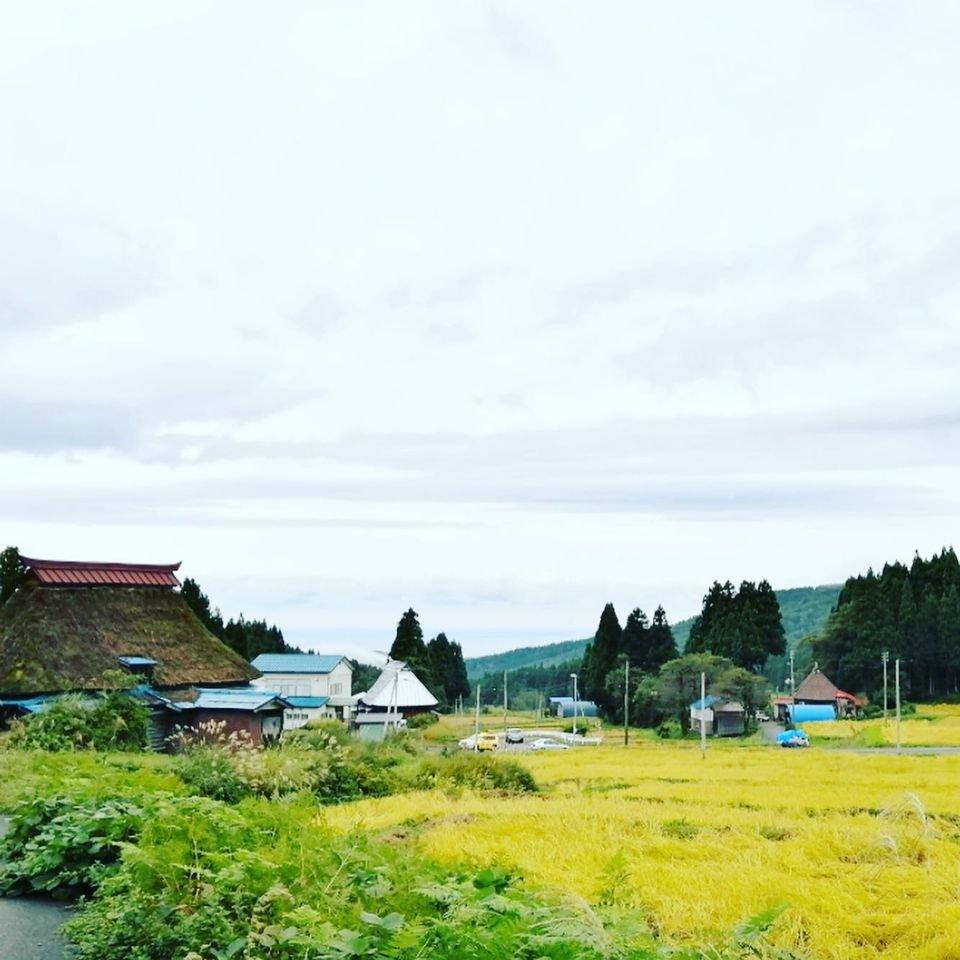 TreckTreck 糸魚川の風景